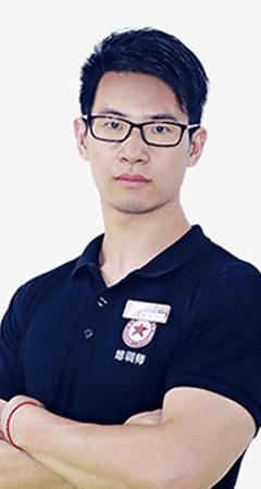 健身教练证书导师侯化文