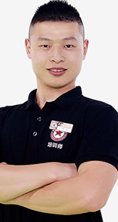 健身教练证书导师董浩
