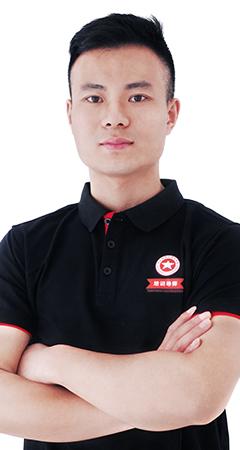 健身教练证书导师毛信林